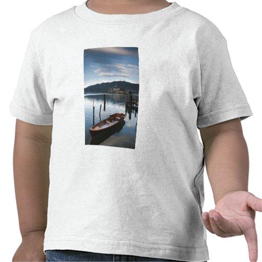 Provincia de Italia, Novara, Orta San Julio. Isola Camisetas