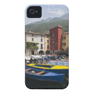 Provincia de Italia, Verona, Malcesine. Cassone 2 iPhone 4 Case-Mate Funda