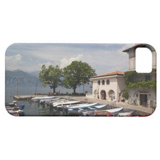 Provincia de Italia, Verona, Malcesine. Cassone vi iPhone 5 Case-Mate Protectores