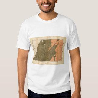Provincia de la isla de Nueva Escocia del bretón 3 Camisas