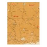 Provincia de la isla de Nueva Escocia del bretón 7 Tarjeta Postal