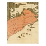 Provincia de la isla de Nueva Escocia del bretón 8 Postal