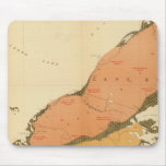 Provincia de la isla de Nueva Escocia del bretón 9 Tapete De Raton