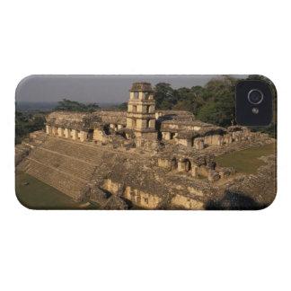 Provincia de México, Chiapas, Palenque, el palacio iPhone 4 Case-Mate Protector