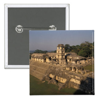 Provincia de México, Chiapas, Palenque, el palacio Pin Cuadrado