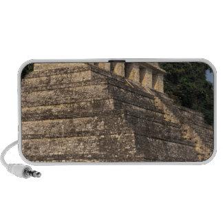 Provincia de México, Chiapas, Palenque. Templo de  Laptop Altavoces