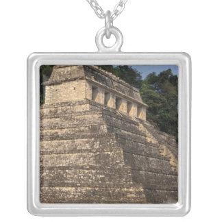 Provincia de México, Chiapas, Palenque. Templo de Colgante Cuadrado
