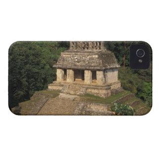 Provincia de México, Chiapas, Palenque, templo de Case-Mate iPhone 4 Cobertura