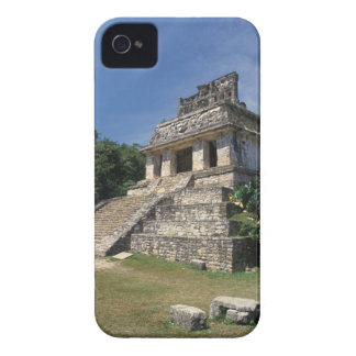 Provincia de México, Chiapas, Palenque. Templo de iPhone 4 Case-Mate Funda