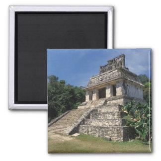 Provincia de México, Chiapas, Palenque. Templo de Iman Para Frigorífico