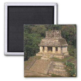 Provincia de México, Chiapas, Palenque, templo de Iman Para Frigorífico