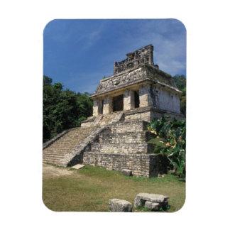 Provincia de México Chiapas Palenque Templo de Imán Rectangular
