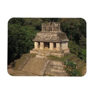 Provincia de México Chiapas Palenque templo de Iman