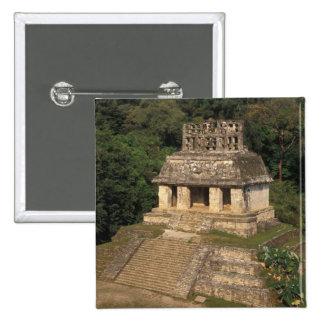 Provincia de México, Chiapas, Palenque, templo de Pin Cuadrado