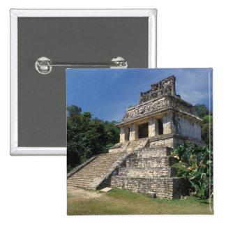 Provincia de México, Chiapas, Palenque. Templo de Pin Cuadrado