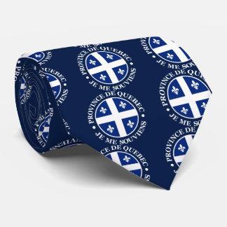 Provincia de Quebec Corbata Personalizada