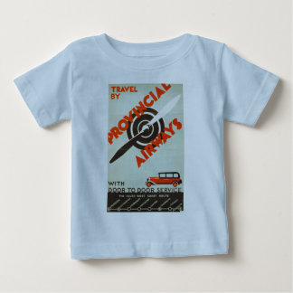 Provincial Airways Baby T-Shirt