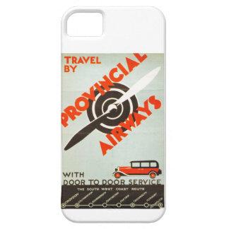 Provincial Airways iPhone 5 Cases