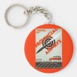 Provincial Airways Keychain