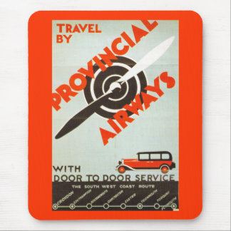 Provincial Airways Mouse Pad