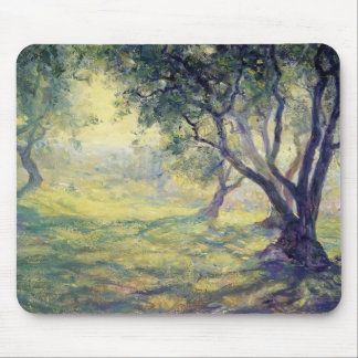 Provincial Olive Grove by Guy Rose Mouse Pad
