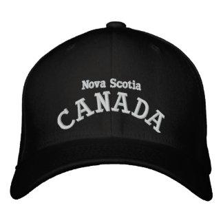 Provincias de Canadá - gorra bordado Gorros Bordados