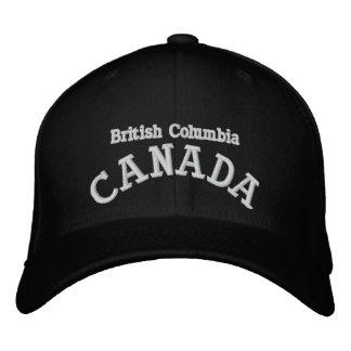 Provincias de Canadá - gorra bordado Gorras De Beisbol Bordadas