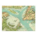 Provincias marítimas y Terranova Postal