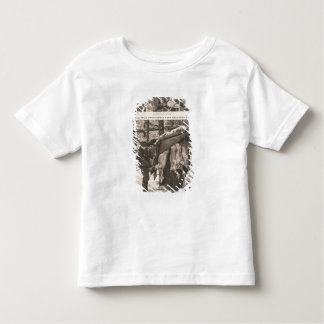 Provisions for soldiers & troops on Eastern Toddler T-shirt