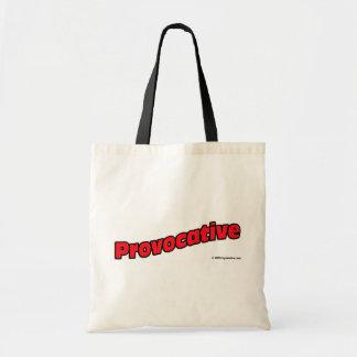 Provocative Tote Bag
