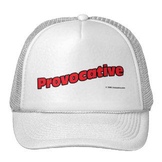Provocativo Gorras