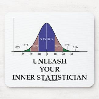 Provoque a su estadístico interno el humor de la tapetes de ratones