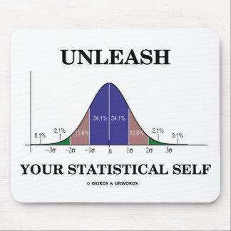 Provoque a su uno mismo estadístico el humor de l tapetes de ratones