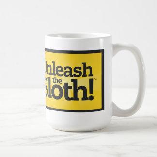 ¡Provoque el theSloth Taza de café