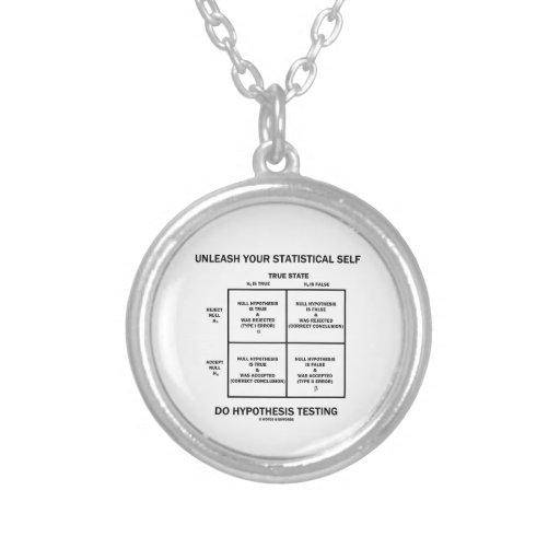 Provoque su prueba estadística de la hipótesis del collares