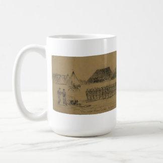 Provost, Civil War, 1863 Coffee Mug