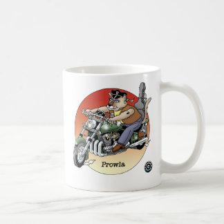 Prowla - los motoristas son taza del © de los anim
