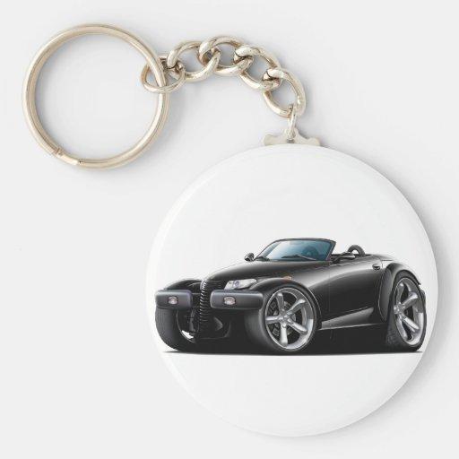 Prowler Black Car Key Chains