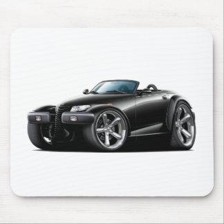 Prowler Black Car Mouse Pad
