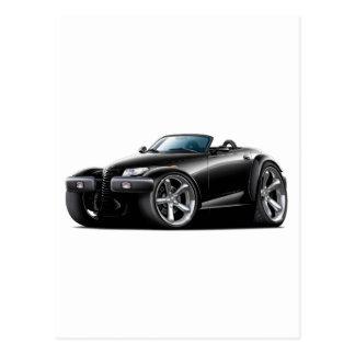 Prowler Black Car Postcard