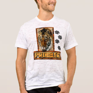 Prowler - Burnout T-Shirt (Fitted)