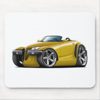 Prowler Gold Car Mouse Pad