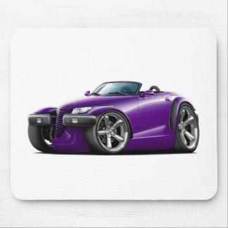 Prowler Purple Car Mouse Pad