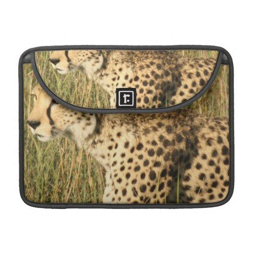 """Prowling Cheetah 13"""" MacBook Sleeve Sleeves For MacBooks"""