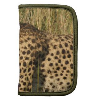 Prowling Cheetah Wallet Folio Folio Planner