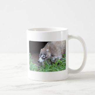 Prowling Coati Coffee Mug