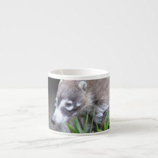 Prowling Coati Espresso Cup