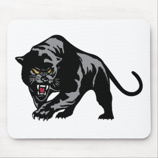 Prowling Panther Mouse Pads