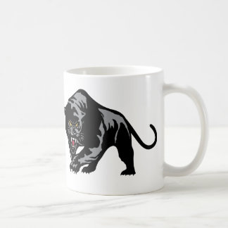 Prowling Panther Mugs
