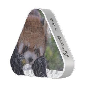 Prowling Red Panda Speaker